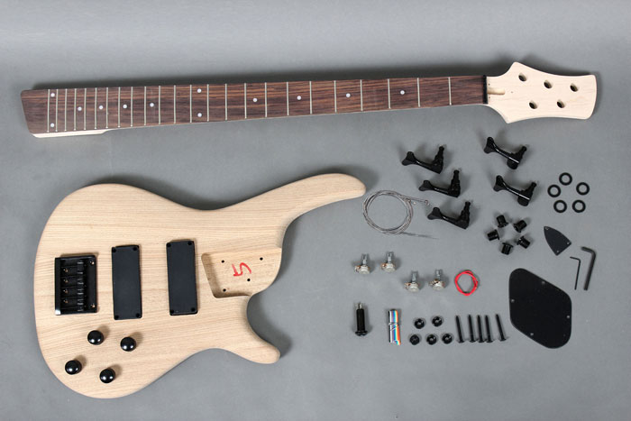 guitar kits diy bass guitar kits. Black Bedroom Furniture Sets. Home Design Ideas